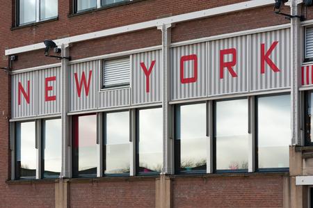 New York Hotel facade