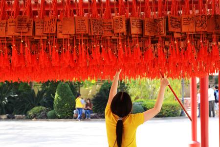 chinese lanterns: Chinese lanterns during new year festival