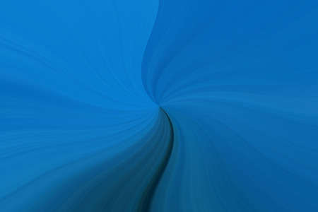 turmoil: Cyan twirl pattern background Stock Photo