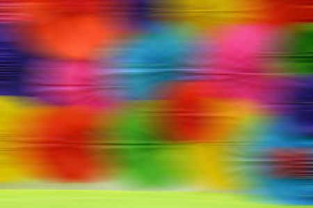 Abstract motion colorful blur background