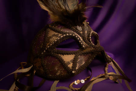 Mask used for holidays and special events for parties, couples, and individuals