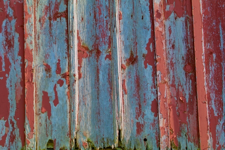 Weathered Bleached Barn Wood Stock Photo
