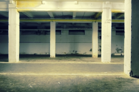 moody: Dark Grunge Room. Digital background for studio photographers.