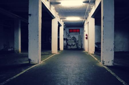 dungeon: Dark Grunge Room. Digital background for studio photographers.