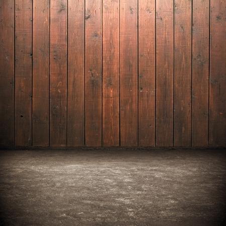 dark brown background: Dark Grunge Room  Digital background for studio photographers