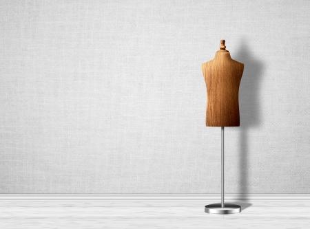 mannequin: Vide modèle mannequin torse