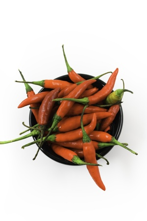 Red Hot Peppers Stock Photo - 10441140