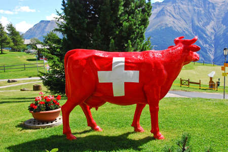 A new breed, Red Swiss! Stock Photo - 11327018