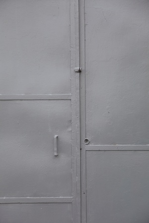 grunge industry metal door background photo