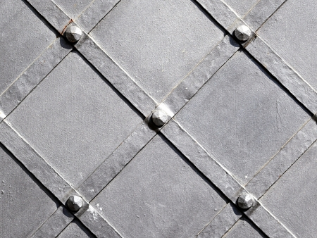 Texture of metal black stell background photo
