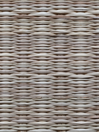 weaved straw Close up straw background. Texture of straw photo