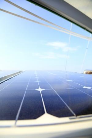 silicium: Photovoltaic panels panel solar energy concept