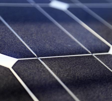 Photovoltaic panels panel solar energy concept