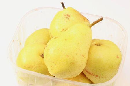 williams: williams pear Stock Photo