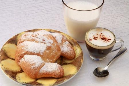 italian breakfast photo