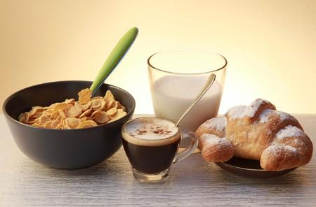 italian breakfast Stock Photo - 6923523
