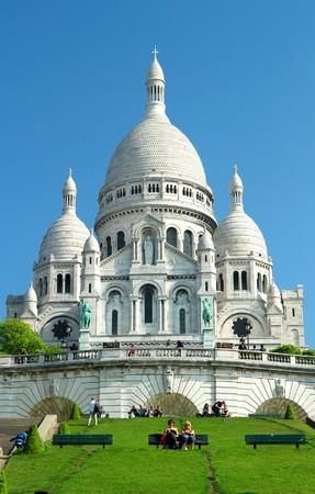coeur: Sacre Coeur de Paris