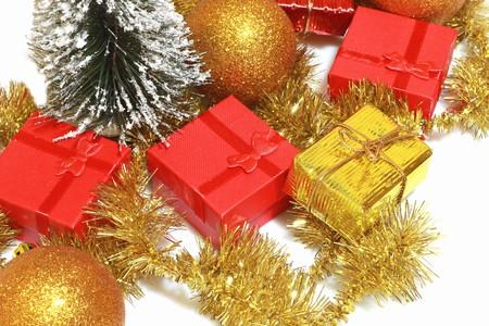 colden: christmas  gift Stock Photo