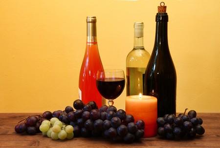 vino rosso  Archivio Fotografico