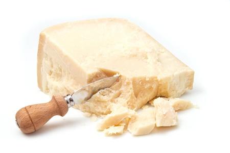 queso: queso parmesano