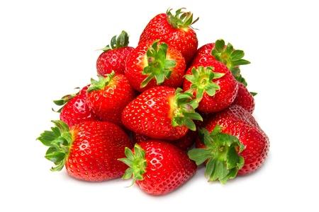 fruitage: fresh strawberry