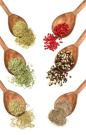 mix spices photo