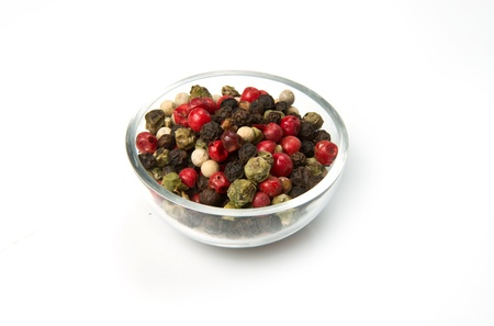 mixed pepper photo
