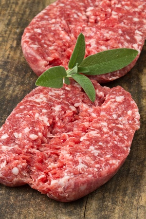 llonganissa: fresh sausage with sage and rosemary