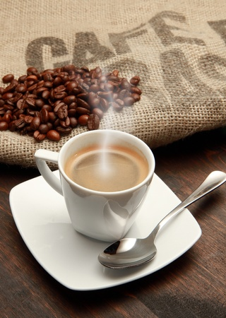coffe: Hot coffee