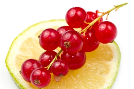 ribes: Redcurrant  with lemon