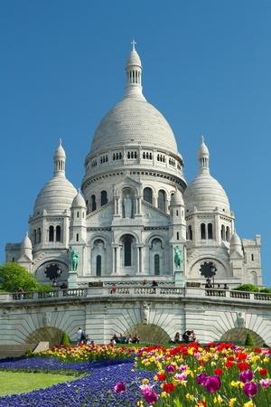 Sacre Ceure cattedrale di Parigi