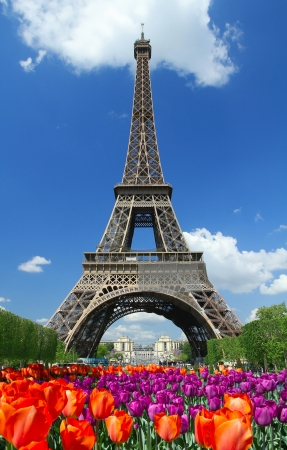 Tour Eiffel � Paris