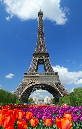 Tour Eiffel in Parijs