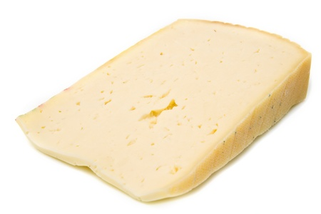 Asiago cheese  Stock Photo