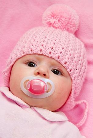 gir: A cute little baby gir