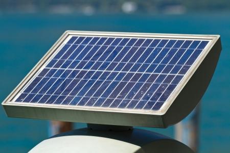 ampere: solar panel
