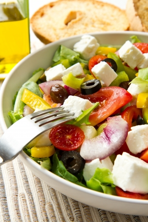 Greek Salad Stock Photo - 14899617