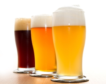 sociability: different type of beer