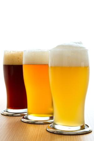 wheat beer: different type of beer