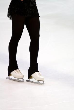 music figure: ice skating