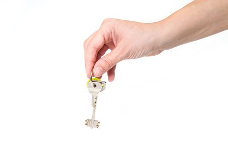 a bunch of House key Stock Photo - 18134128