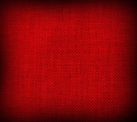 cross hatched: red background with a crisscross mesh pattern
