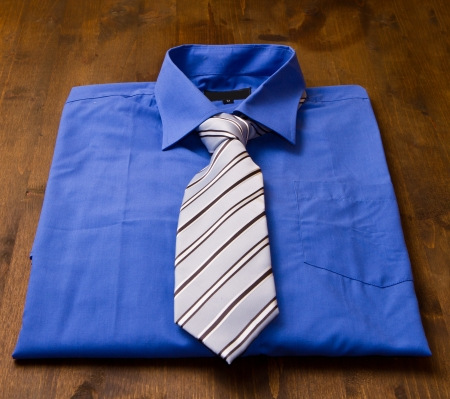 New blue man Stock Photo - 19430729