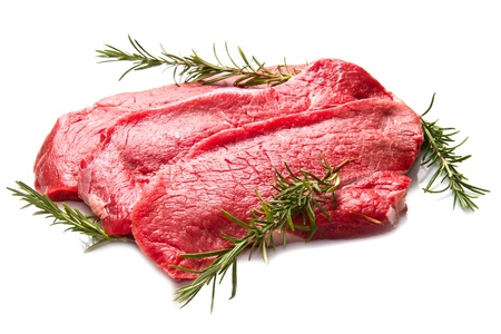 fresh meat: red meat Stock Photo
