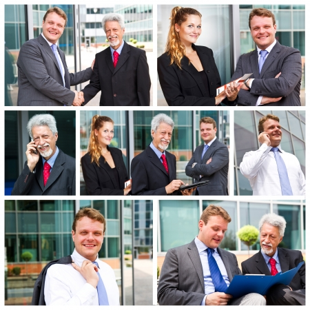 business people photo