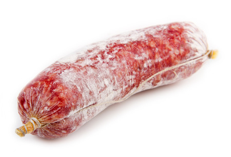 Italian salami  photo