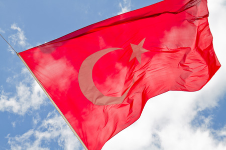 flagging: turkey flag