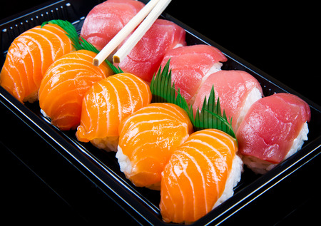 Japanese food - Sushi photo