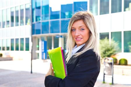career woman photo