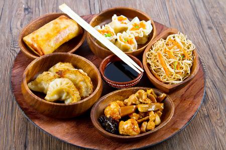 chinesisch essen: gemischte Chinesisches Essen